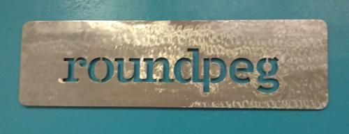 Roundpeg Sign