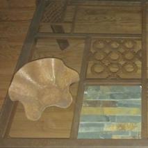 Artist Window Table